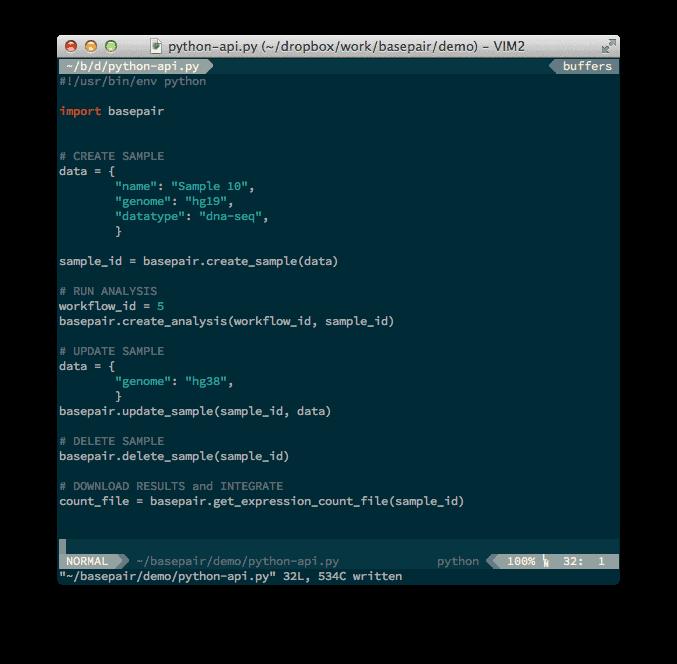 API-Python