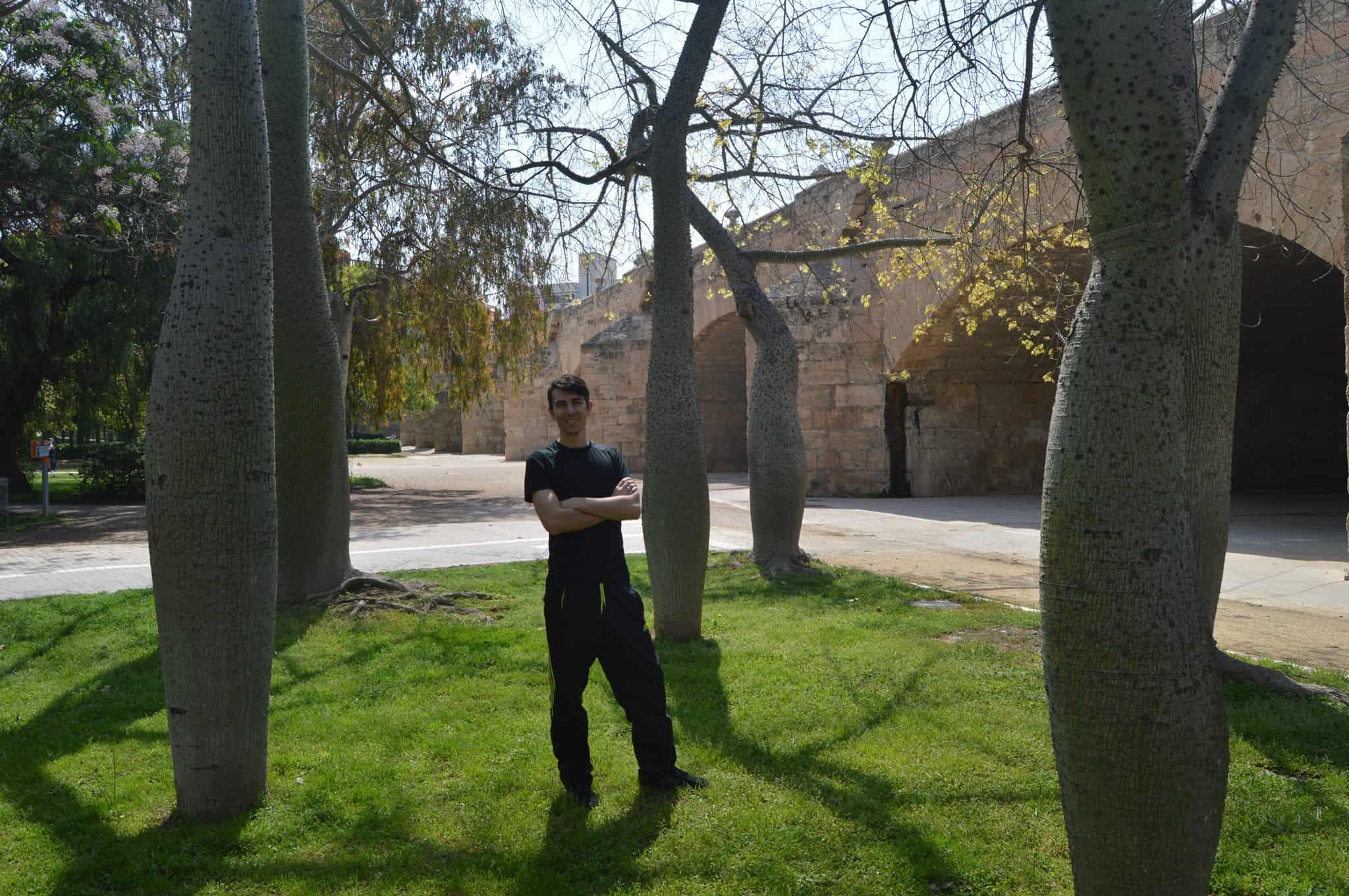 Blas in Valencia, Spain
