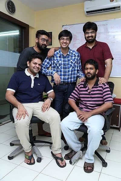 Saurabh and the Jukebox team